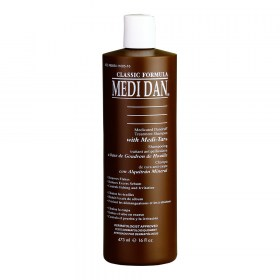 Шампунь против перхоти Сlubman Medicated Dandruff Treatment Shampoo 480 мл.