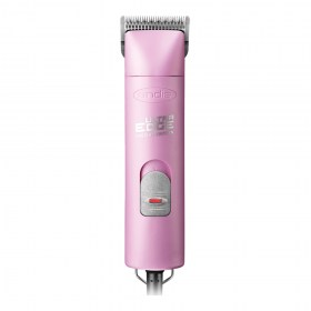 Машинка для стрижки Andis AGC2 UltraEdge® Super 2-Speed Detachable Blade Clipper - Pink