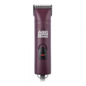Машинка для стрижки Andis AGC2 Super 2-Speed Detachable Blade Clipper - Burgundy
