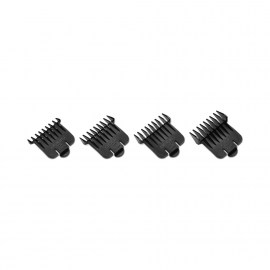 Пластиковые насадки Andis Snap-On Blade Attachment Combs 4-Comb Set