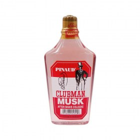 Лосьон после бритья Clubman Musk After Shave Cologne