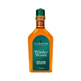 Лосьон после бритья Clubman After Shave Whiskey Woods